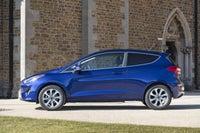 Ford Fiesta Side
