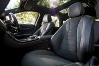 Mercedes E-Class Estate front interior