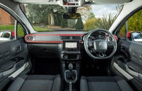 Citroen C3 Review 2021: Interior and dashboard