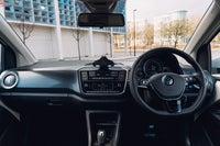 Volkswagen e-Up Front Interior