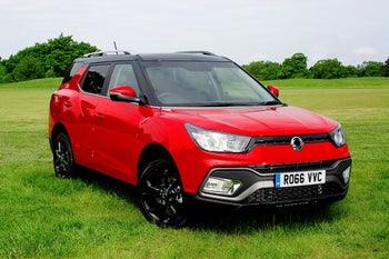 Picture of Ssangyong Tivoli