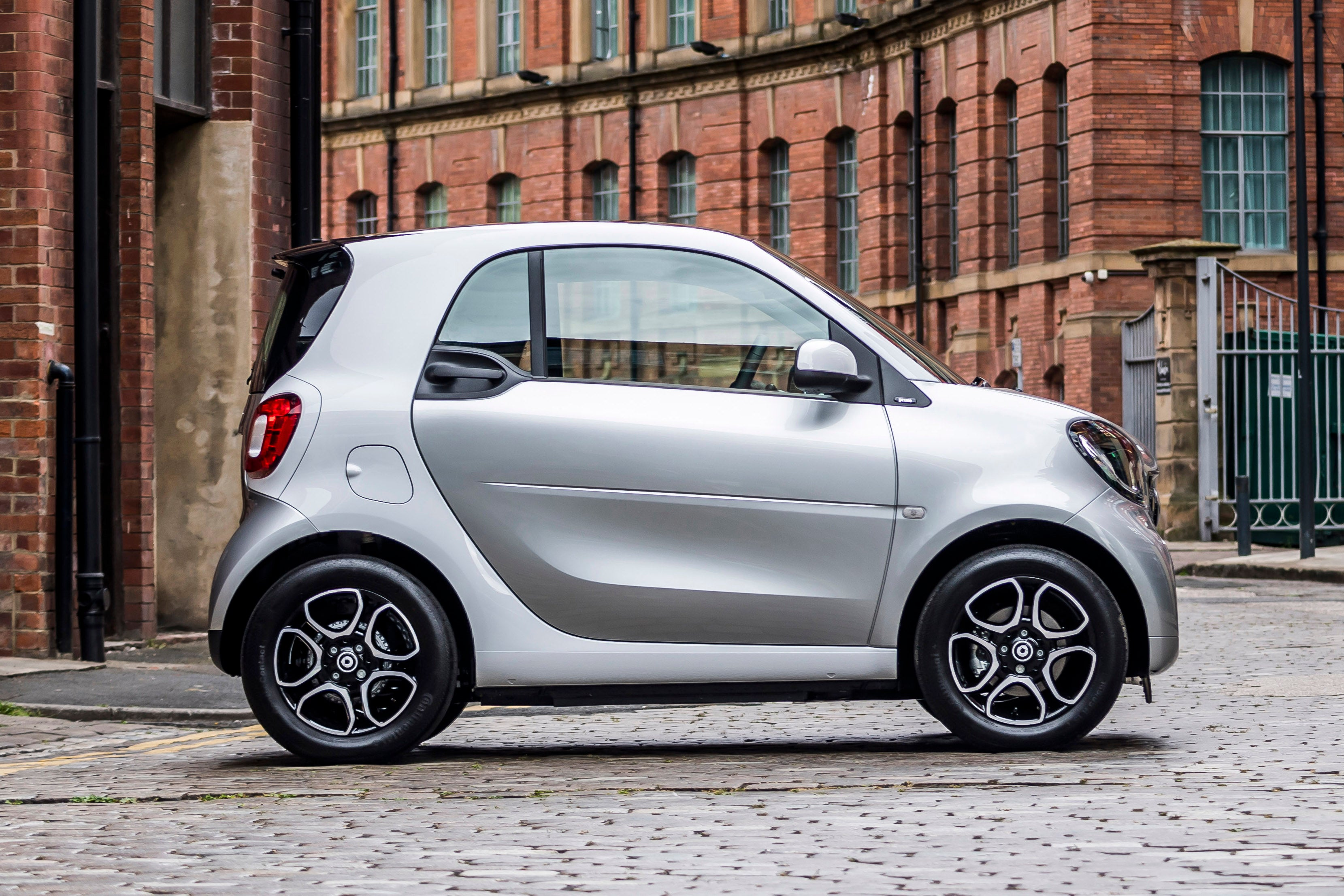 Smart EQ Fortwo Right Side View
