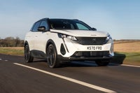 Peugeot 3008 Review 2021: UK on road