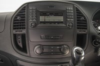 Mercedes-Benz Vito radio