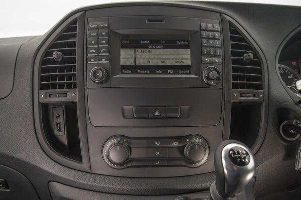 Mercedes-Benz Vito radio