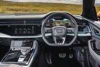 Audi Q8 Interior