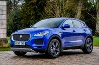 Jaguar E-Pace frontleft exterior