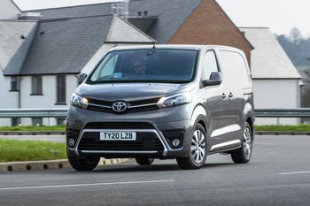 Picture of Toyota Proace