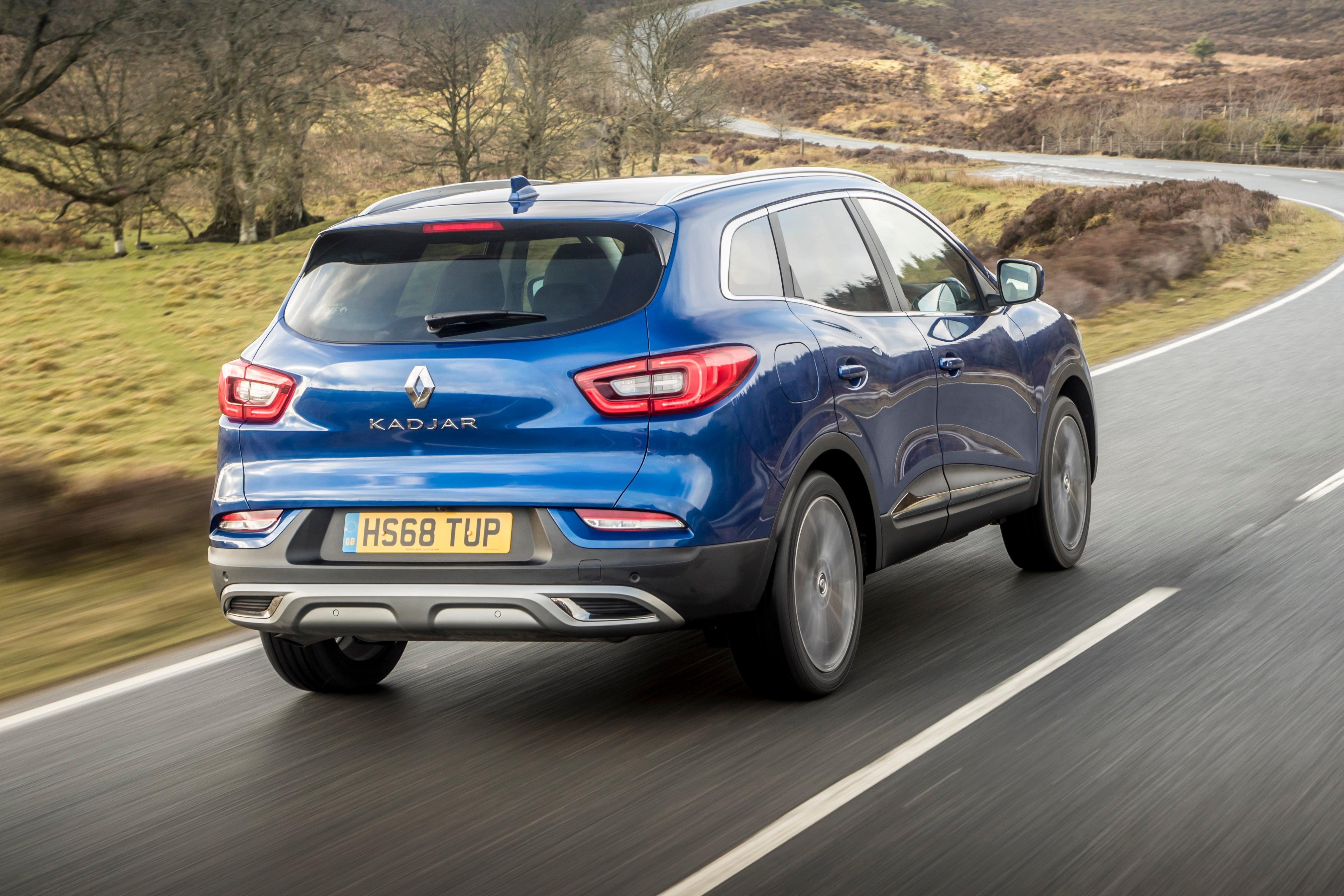Renault Kadjar Review 2021 Rear View