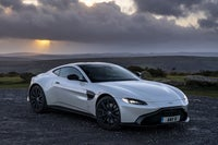 Aston Martin Vantage Exterior Side Front