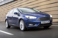 Ford Focus Driving