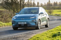 Hyundai Kona Electric frontleft exterior