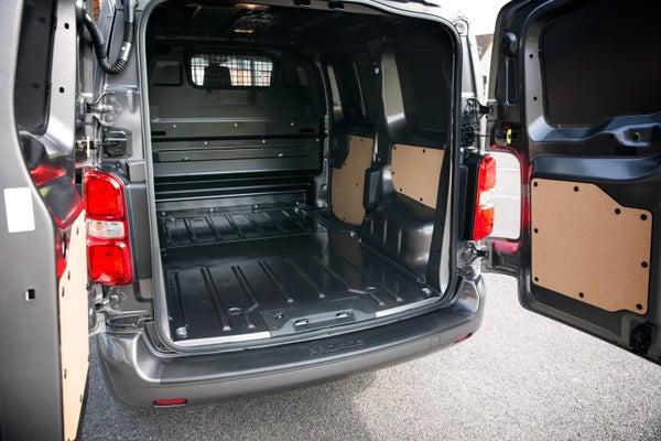 Toyota Proace Inside Van