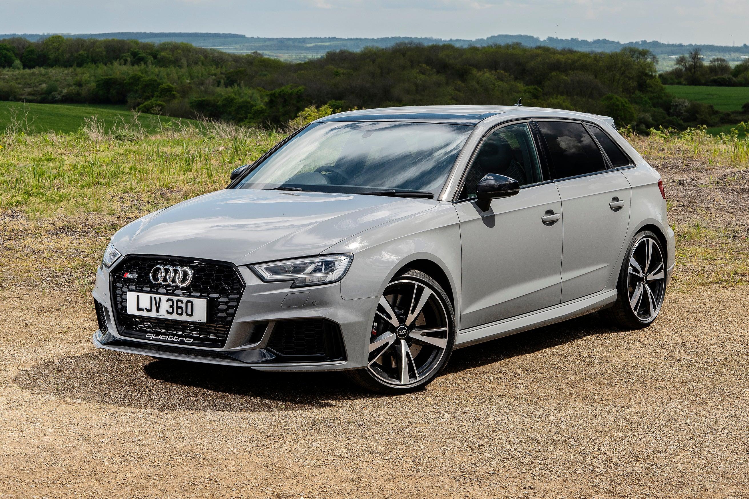 Audi RS3 Sportback Exterior Front