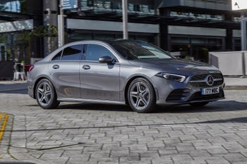 Picture of Mercedes-Benz A-Class