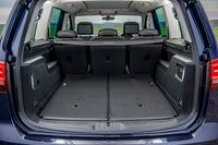 Volkswagen Sharan Bootspace