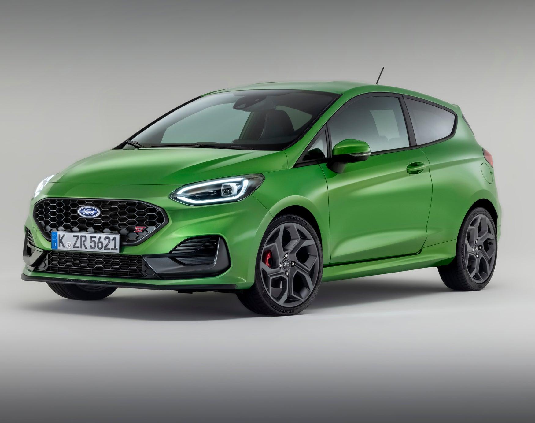 Ford Fiesta ST 2021