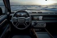 Land Rover Defender 110  front interior
