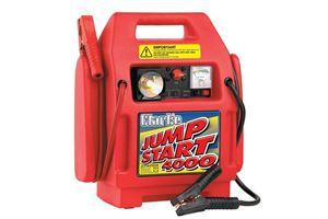 Clark jump starter booster pack