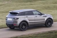 Range Rover Evoque 2011 right exterior