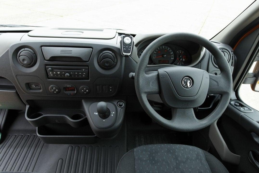 Vauxhall Movano Driver's Seat