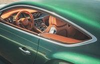 Bentley Continental GT Aerial Interior