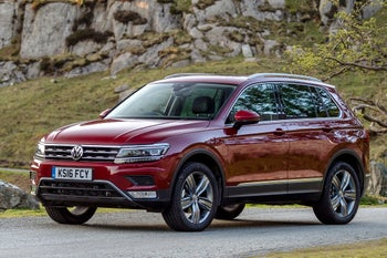 Picture of Volkswagen Tiguan