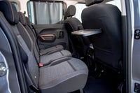 Peugeot Rifter rear seats