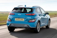 Hyundai Kona Electric Review 2021 driving