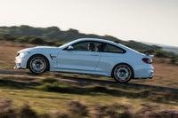 BMW M4 Driving Side