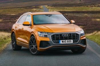 Picture of Audi Q8