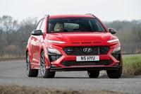 Hyundai Kona Review 2021 exterior moving front