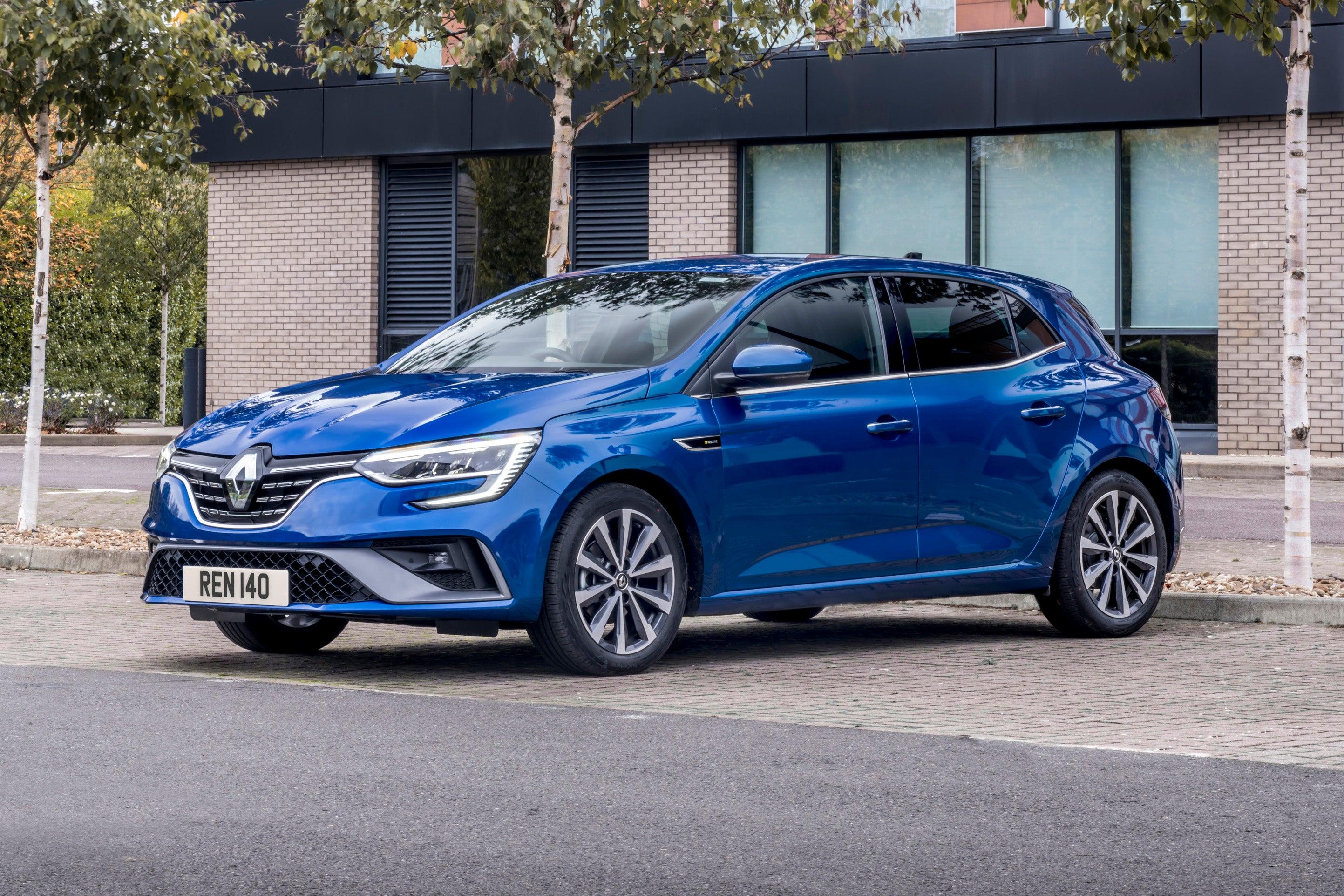 Renault Megane styling