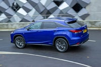 Lexus RX left exterior