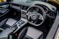Mercedes SLC front interior
