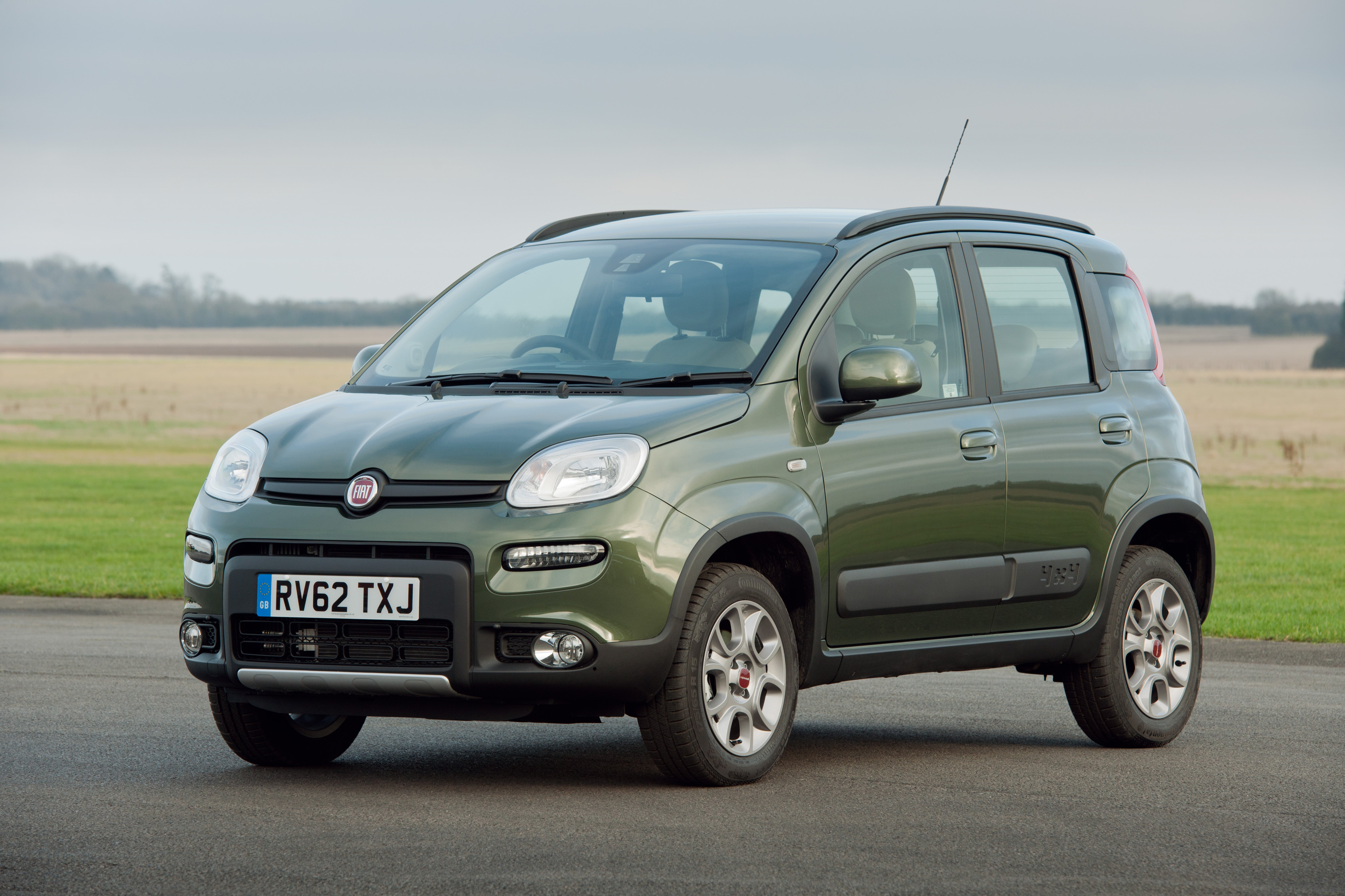 Fiat Panda 4x4 Exterior
