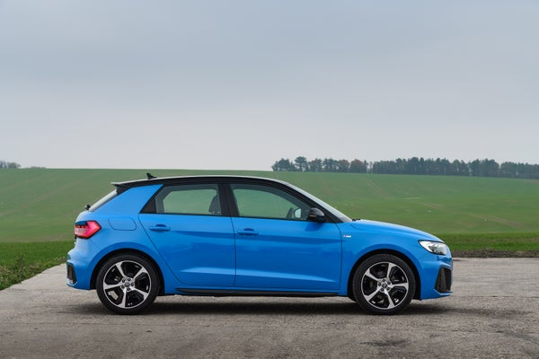 Audi A1 Exterior Side