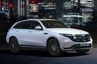 Mercedes EQC frontright exterior