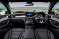 Mercedes GLC frontright interior
