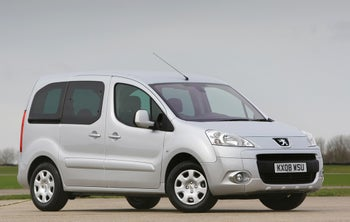 Picture of Peugeot Partner Tepee