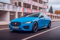 Jaguar XE frontleft exterior