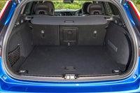 Volvo V60 Bootspace