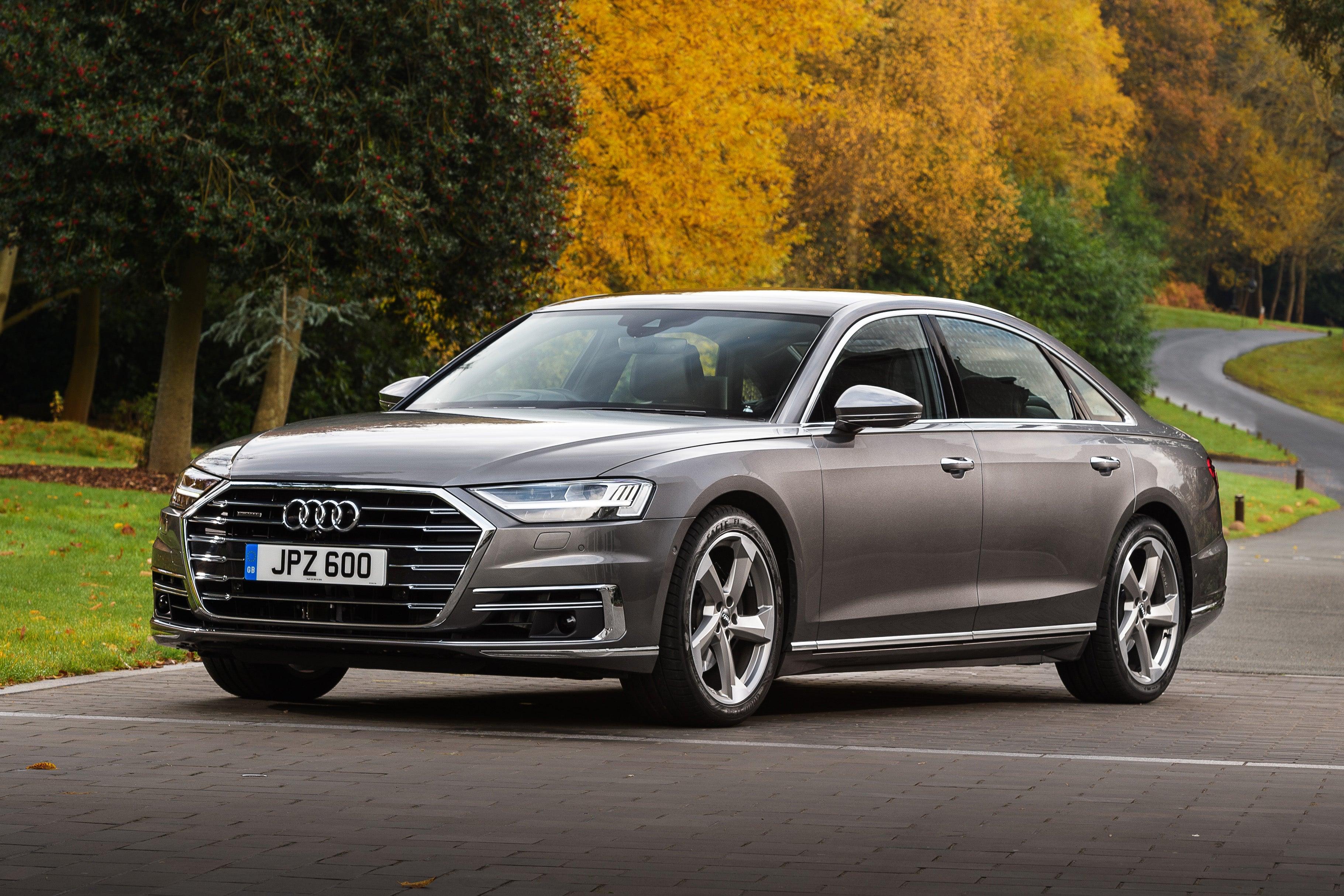 Audi A8 Exterior Front