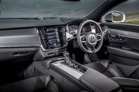 Volvo V90 Front Interior
