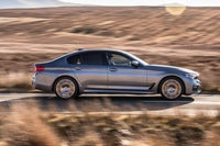 BMW 5 Series Driving Side