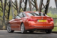 BMW 4 Series Exterior Side