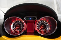 Vauxhall Adam Dashboard