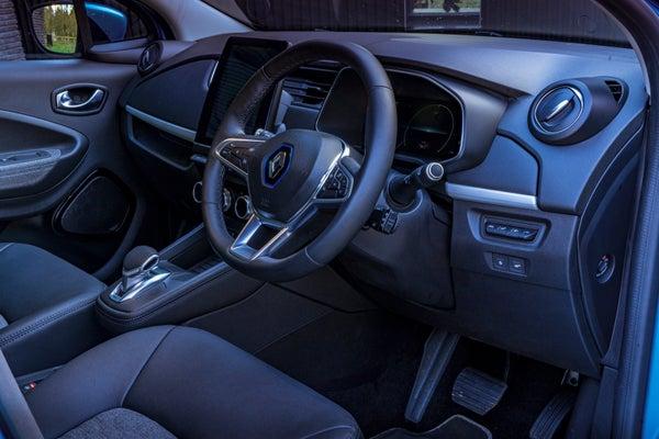 Renault Zoe Driver's Seat