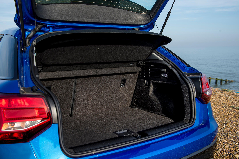 Audi Q2 Boot