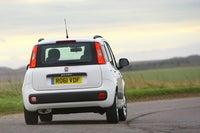 Fiat Panda Back